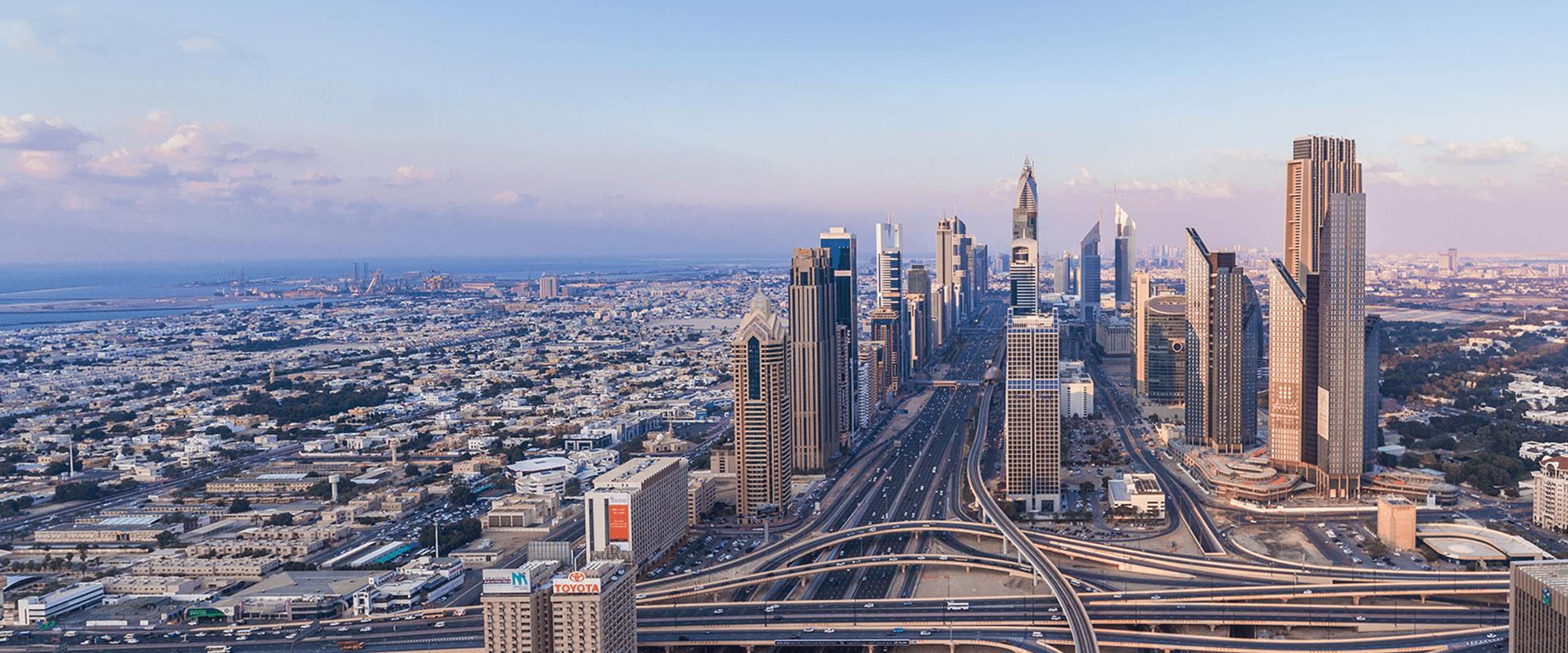 Riyadh city scape